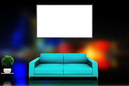 luxury room: Sofa in luxury room