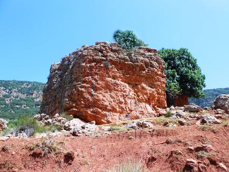 big: Big stone Stock Photo