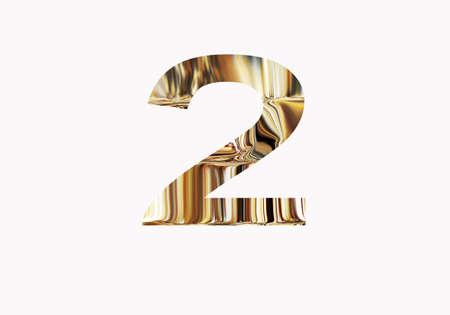Golden number 2