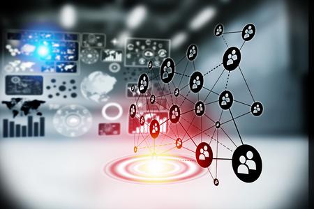 Technologie moderne pour les entreprises