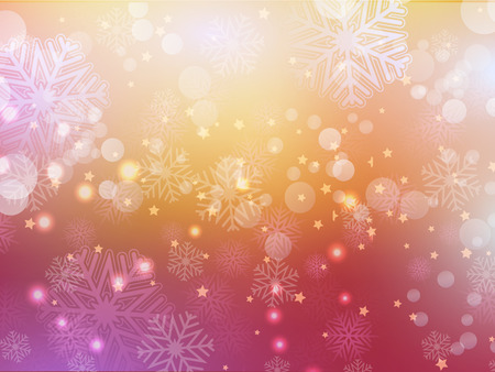 snowflake abstract  background. . Vector Illustration Illustration