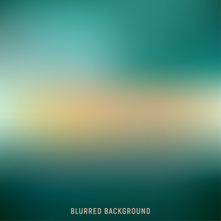 Abstract blur unfocused style background, blurred wallpaper design. Ilustração
