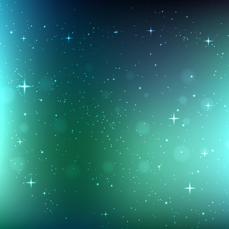 abstract space. vector background