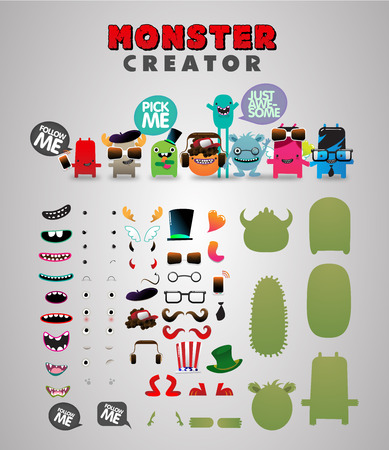 Monster custom generator kit