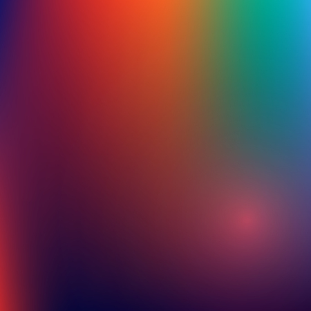 Abstract vector, multicolor gradient, blurred background. vector wallpaper Stock fotó - 77094228
