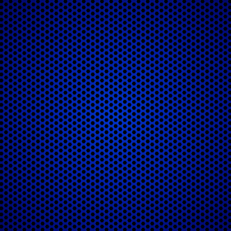 Blue carbon fiber Texture background - vector Illustration