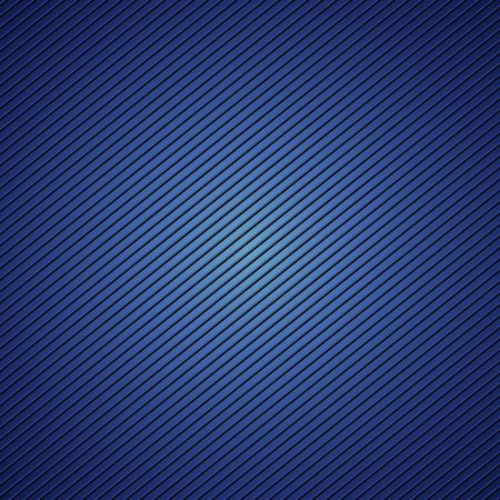 blauwe koolstofvezel achtergrond Naadloze patronen. Vector illustratie Stock Illustratie