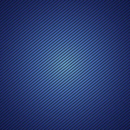 fondo azul de fibra de carbono patrón transparente. ilustración vectorial