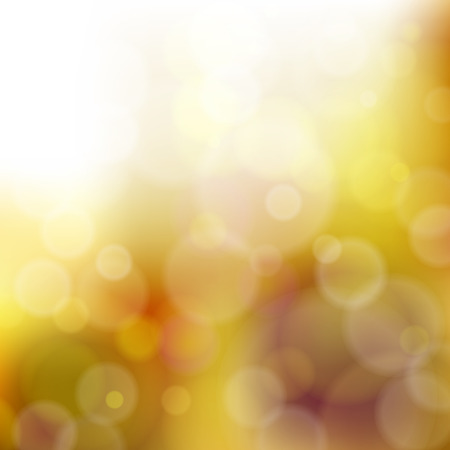 abstract summer spring blur background vector illustration