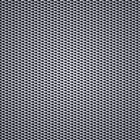 carbon fiber background Seamless Patterns. Vector Illustration