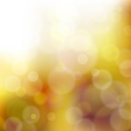 Abstracte het onduidelijke beeld van de de zomerlente vectorillustratie als achtergrond