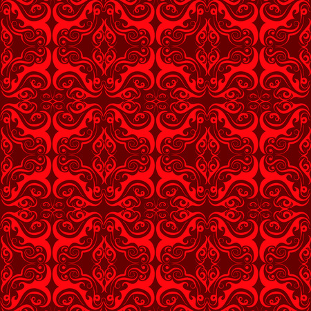 luxury ornamental background. Damask floral pattern. Royal wallpaper.