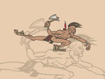 インドの人々 は、文字を漫画します。ベクトルの図。 写真素材 - 81062312