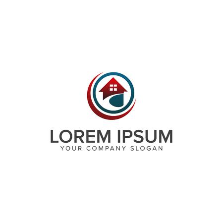 Real Estate logo,home logo,house logo,property logo,vector logo template