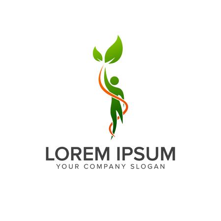 Concepto de diseño de logotipos Foto de archivo - 82888971