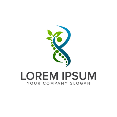 people health care logo design concept template