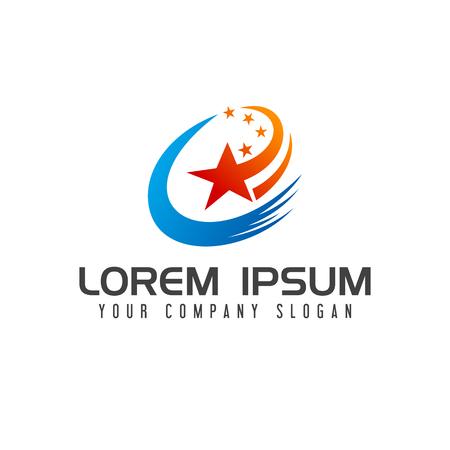 Tecnologia astratta Logo Logo Logo Design Template