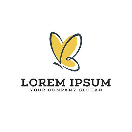 Logo disegnato a mano di bellezza Spa Spa Logo Template Template