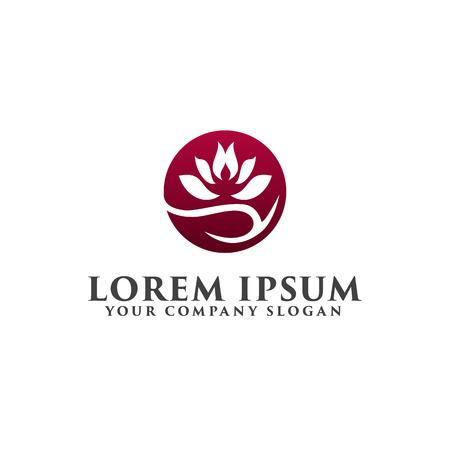 Lotus Logo,Lotus Flower Logo,Beauty Logo,Fashion Logo,Vector ...