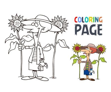Kleurplaten Zonnebloem.Zonnebloemen Zwart Wit Vectoren Illustraties En Clipart 123rf
