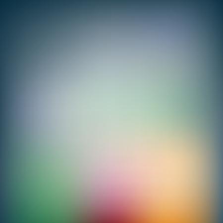 Summer Sky blurred background vector illustration Stock Vector - 86488807