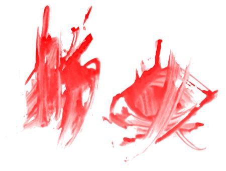 Splatter de textuurvector van de waterkleur Stockfoto - 88426020