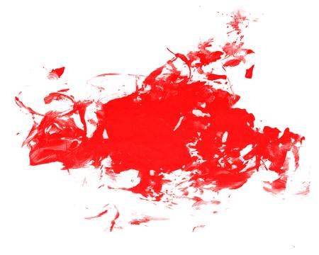 Splatter water color texture vector Illustration