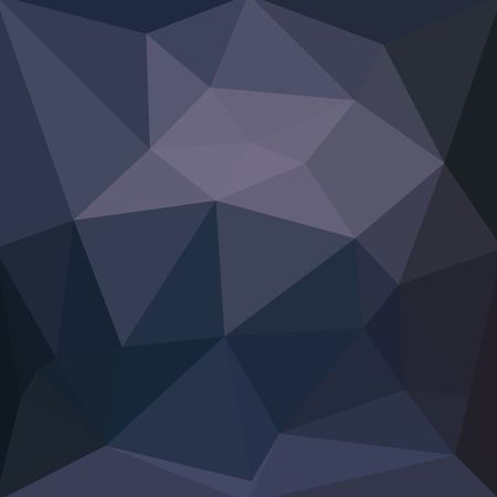 Light purple dark vector Low poly crystal background. Polygon design pattern. Low poly illustration background. Illustration
