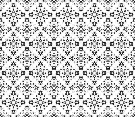 Naadloos de decoratie abstract vector van de patroonlijn ontwerp als achtergrond Stockfoto - 90321484