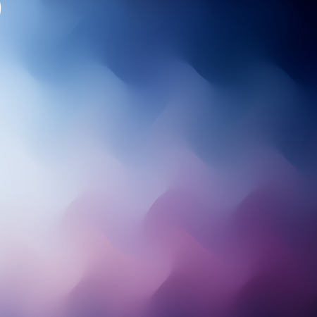 A Smooth wave blurred background design template.