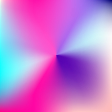 Abstract colorful radial blurred vector backgrounds.