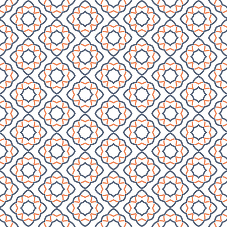 Arabic seamless ornament pattern. Ornamental decorative pattern background 版權商用圖片 - 100200955