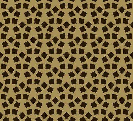 Abstract seamless ornament pattern. Vector illustration. 版權商用圖片 - 100382505