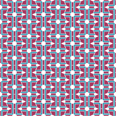 Abstract seamless ornament pattern. Vector illustration. Stock fotó - 100384048