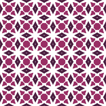 Art decor seamless pattern background