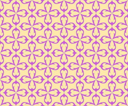 Simple abstract seamless ornament pattern background