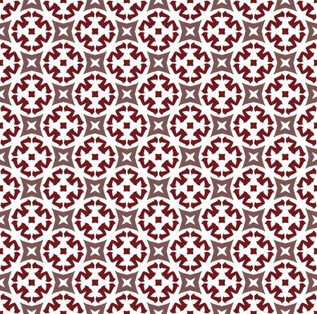 Abstract seamless geometric pattern background with lines, oriental ornaments patterns Ilustracja