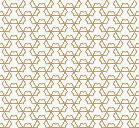 Abstract geometric pattern with lines. A seamless vector background. Graphic modern pattern.