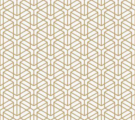Patrón geométrico sin costuras con línea, fondo de patrón de estilo minimalista moderno Foto de archivo - 100787942