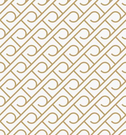 geometric seamless pattern with line, modern minimalist style pattern background Foto de archivo - 100787948