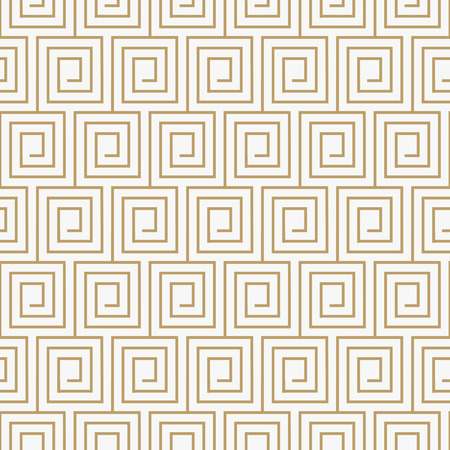 Geometric seamless pattern with line, modern minimalist style pattern background Çizim