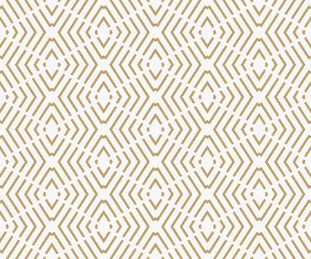 geometric seamless pattern with line, modern minimalist style pattern background