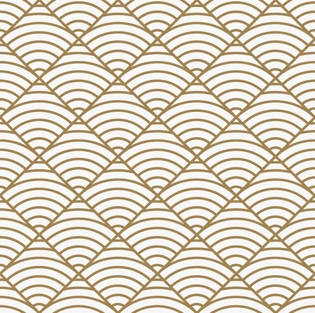Modern Luxury stylish geometric textures Illustration