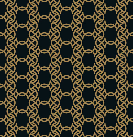 elegant line ornament pattern seamless pattern for background, wallpaper, textile printing, packaging, wrapper, etc.