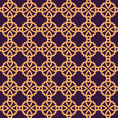 Vector seamless pattern. Modern stylish abstract texture. Repeating geometric linear tiles pattern background Stock fotó - 101986623