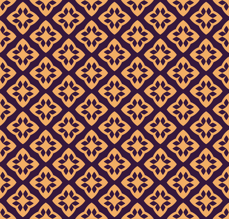 Vector seamless pattern. Modern stylish abstract texture. Repeating geometric linear tiles pattern background 写真素材 - 101986706