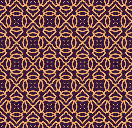 Vector seamless pattern. Modern stylish abstract texture. Repeating geometric linear tiles pattern background Stock fotó - 101986707