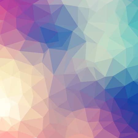 Geometric Polygon background design. Vector Illustration background template for your creative design projects ; Website, Cards, Banners, Posters, Flyers and more in several media and occasional.