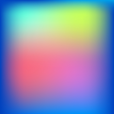 light multicolored blurred background