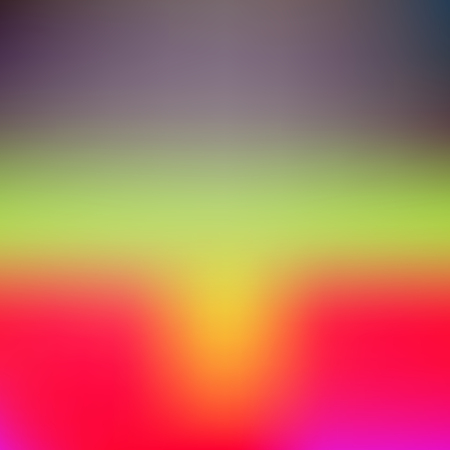 Smooth abstract colorful green red dark blurred background